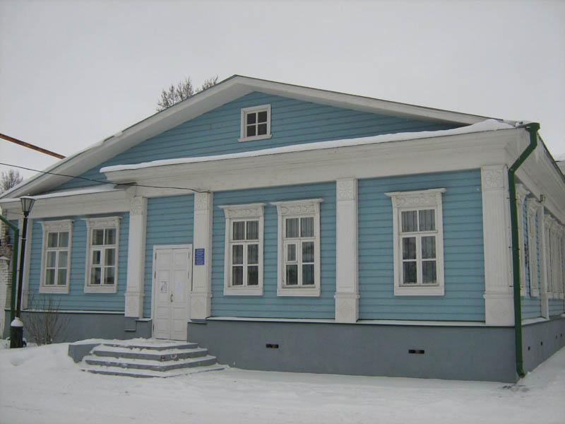 Дом графини Паниной