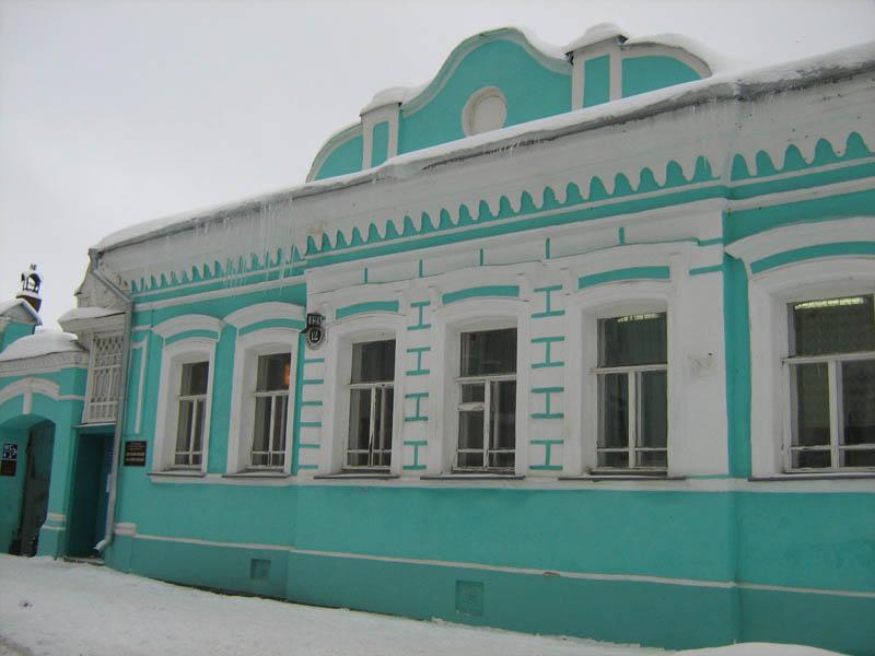 Деткий музей на Купеческой