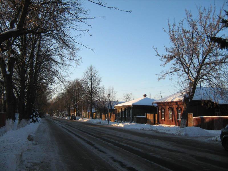 Улица Суздаля